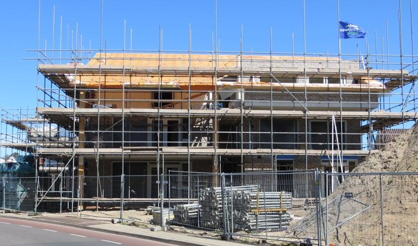 Gemeente hoopt op meer inkomsten door meer woningbouw. Foto: Bernhard Harfsterkamp
