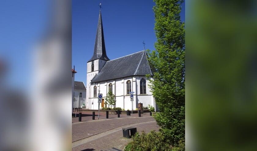De Johanneskerk aan de Rentenierstraat in Lichtenvoorde. Foto: eigen foto