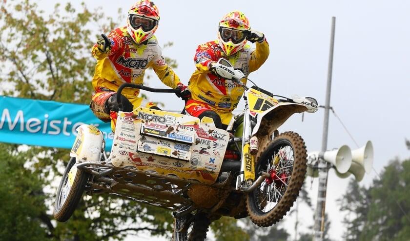 Team Van Werven/Beunk. Foto Albert Schreuder
