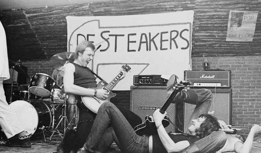 De Steakers. Foto Hugo Jaartsveld