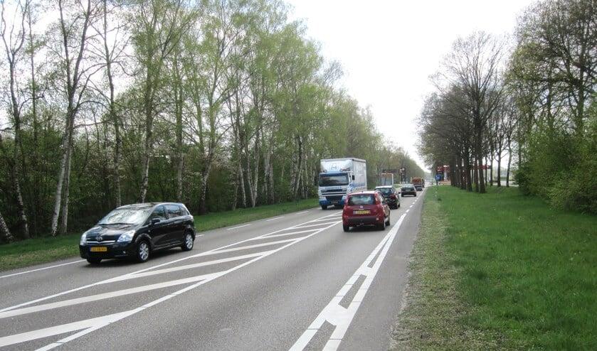 <p>De N18 tussen Groenlo en Varsseveld. Foto: Theo Huijskes/archief Achterhoek Nieuws</p>