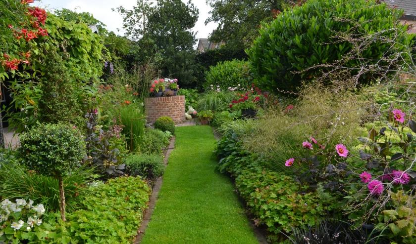 De opengestelde tuinen zijn tuinen die ieder weer een andere kijk op tuinieren geeft. Foto: PR