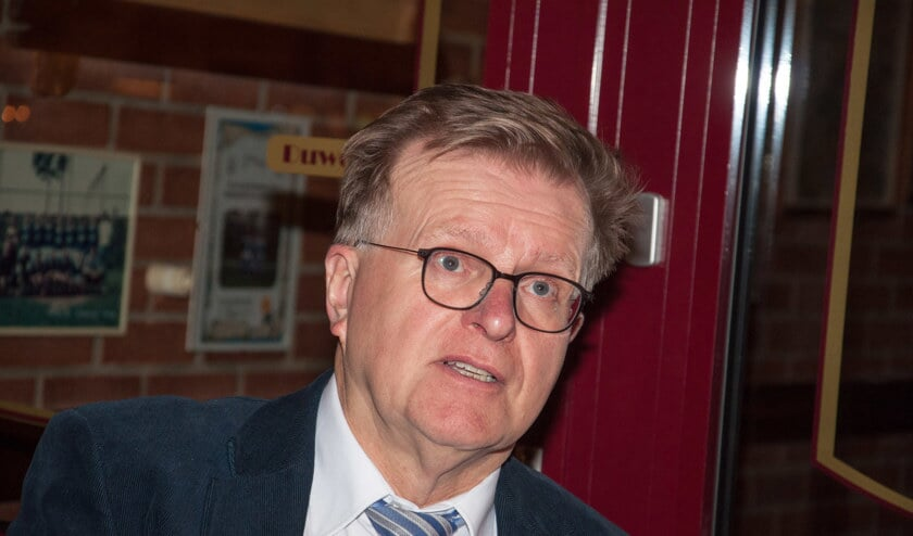 Hans Scheinck. Foto: John Ligtenberg