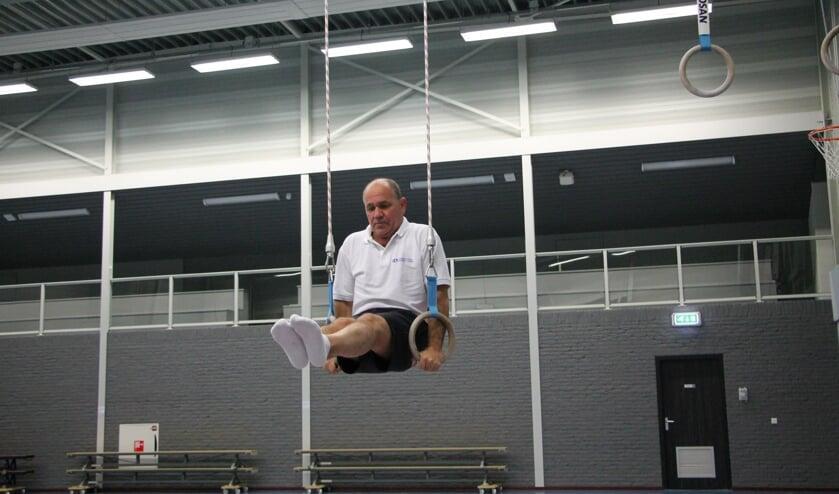 Gerrit Luiten, veertig jaar bij Prinses Margriet. Foto: PR