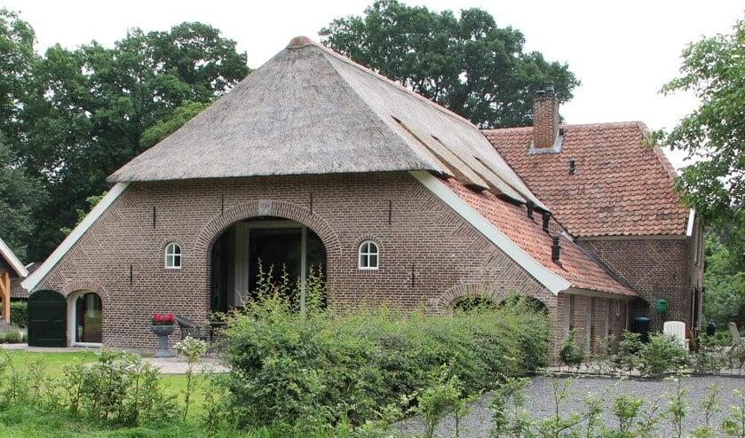 Het achteraanzicht van woomboerderij De Wientjesvoort. Foto: PR.