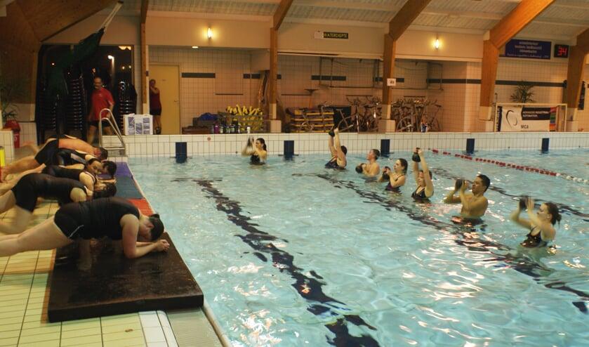 Onwijs Nieuw jaar vol beweging bij zwembad Jaspers | Achterhoek Nieuws CO-51