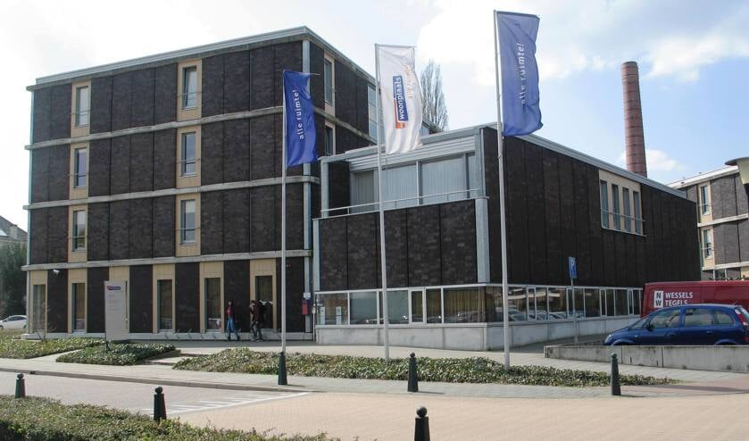 <p>Kantoor van de Woonplaats in Winterswijk. Archieffoto: Bernhard Harfsterkamp</p>