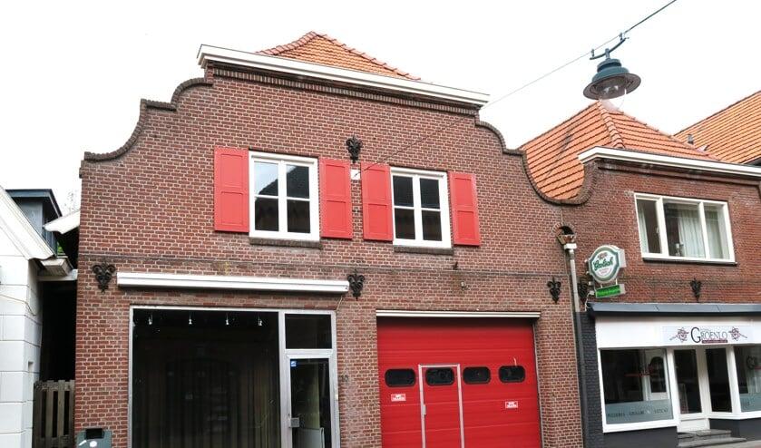 De locatie Beltrumsestraat 10, waar de escaperoom wordt gevestigd. Foto: Theo Huijskes