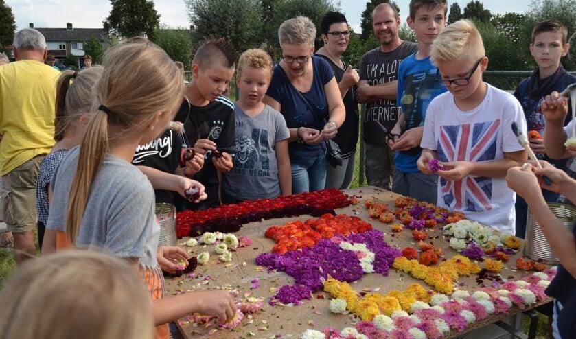 <p>Kinderspelen Volksfeest Aalten. Foto: Archief Achterhoek Nieuws, Karin Stronks</p>