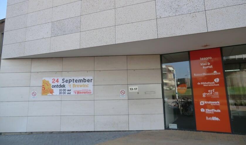 <p>De Doetinchemse bibliotheek is gevestigd &#39;t Brewinc. Archieffoto: PR</p>