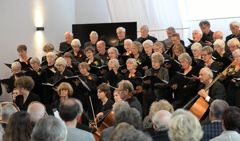 Rabobank steunt het Gorsselse koor Canticum. Foto: PR