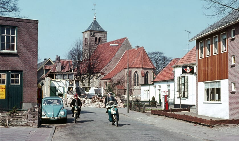 Warnsveld rond 1960. Foto: J.B. Thate