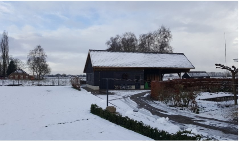 Winterwandeling start in Toldijk. Foto: PR