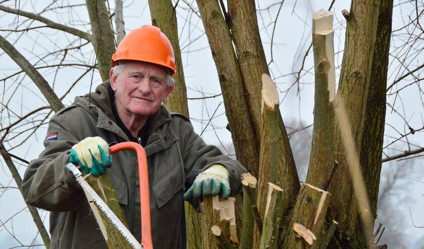 Wil Taken: 'Ik ben een bomenman'