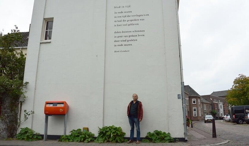 Henk Gombert: 'Het gaat erom dat het je raakt, dat het binnenkomt.'