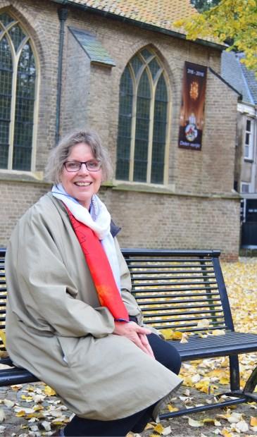 Heleen Buijs: 'Wat je voor een ander doet komt ook weer bij je terug'