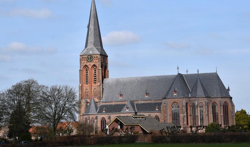 Het toekomstige dorpshuis van Baak? Foto: Alice Rouwhorst