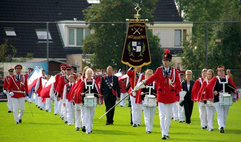 Het kringconcours wordt dit jaar gehouden op sportpark De IJsselweide. Foto: PR