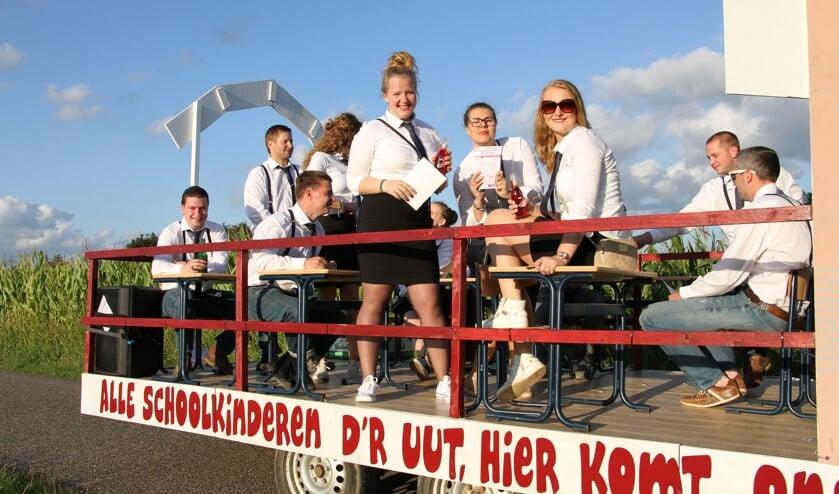Publieksprijs vorig jaar: het Studenten Dispuut. Foto: Achterhoekfoto.nl/Liesbeth Spaansen