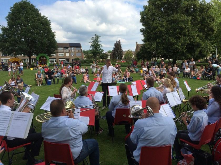 Muzikale picknick in Wentholtpark. Foto: PR