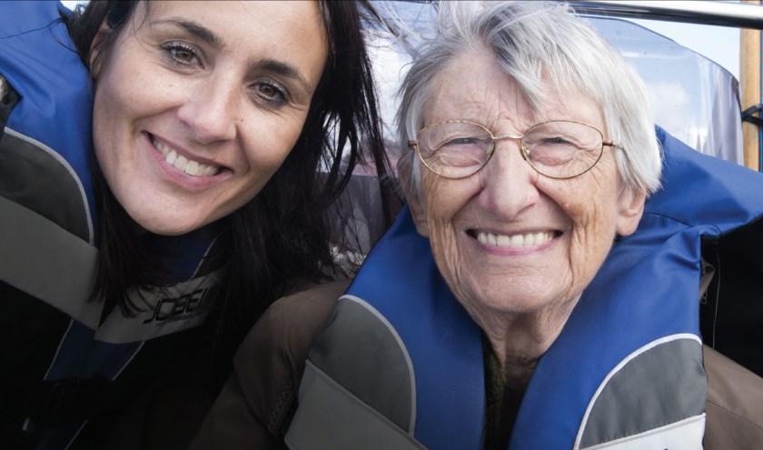 Help ook een wens van een oudere vervullen. Foto: PR