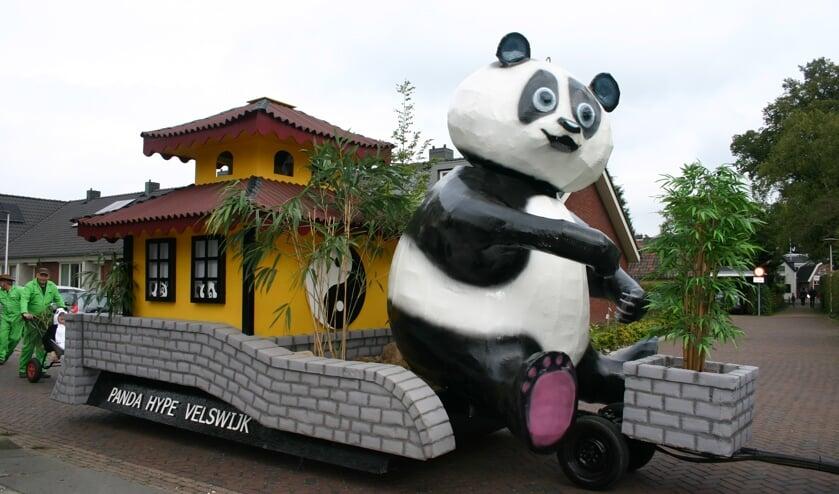 <p>De Pandahype in 2017, ook tijdens de Septemberfeesten; zou het dit jaar mogelijk zijn de 35ste editie te houden? Archieffoto: Jan Knoef</p>