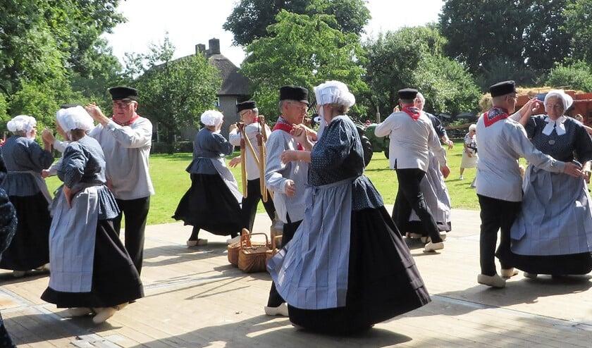 Na een jaar voorbereidingen is zaterdag de landelijke folkloredag in Ulft, bij de Dörsvlègels. Foto: PR