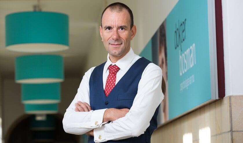 Michiel Bosman is psychiater en oprichter van Dokter Bosman. Foto: PR