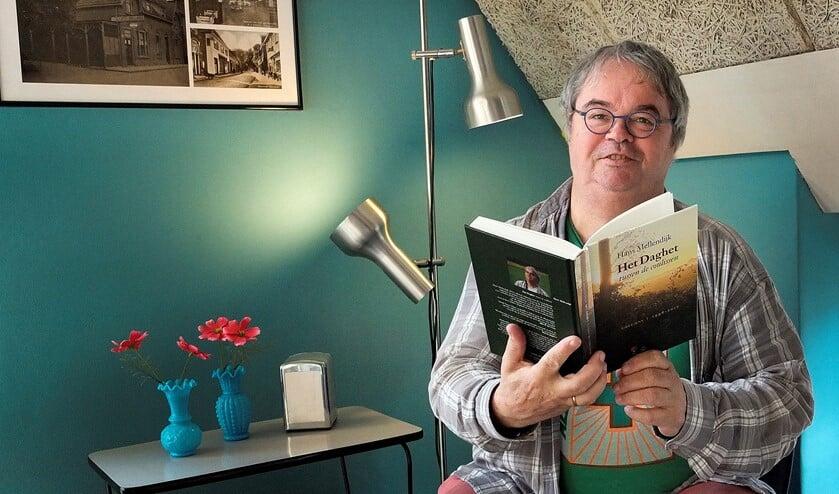 Hans Mellendijk presenteert op 27 oktober het boek Het daghet tussen de coulissen. Foto: Miriam Szalata