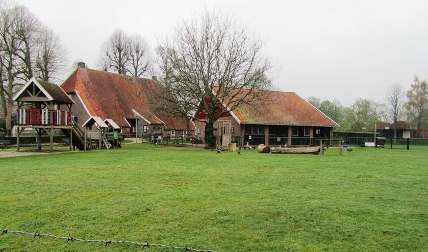 <p>Kinderboerderij de Ahof. Foto: Bernhard Harfsterkamp</p>