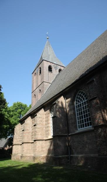 De Steenderense Remigiuskerk is de locatie van de Bob Dylan-avond. Foto: PR