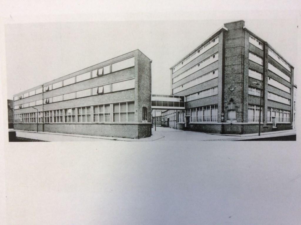 De voormalige boekbinderij en drukkerij op de hoek van de Waterstraat Foto: Koninklijke Wöhrmann  © Achterhoek Nieuws b.v.