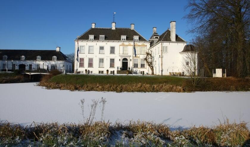 Huis 't Velde in de winter. Foto: PR