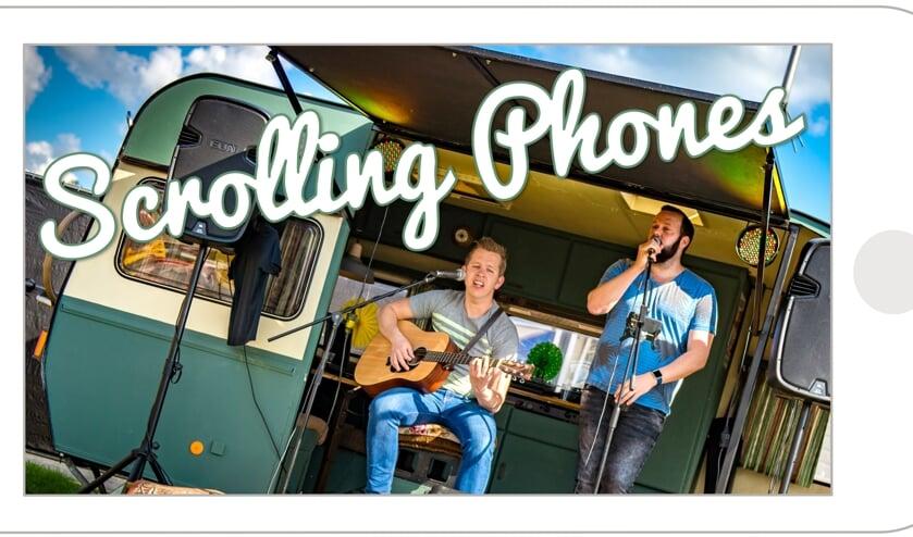 The Scrolling Phones. Foto: PR