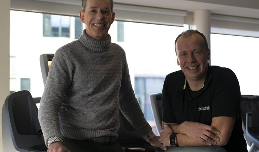 """John Kolthoff (links): """"Volgend jaar zomer, uiterlijk september, gaan we open in Groenlo"""""""