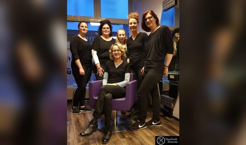 Team Hairlook Simone. Foto: PR