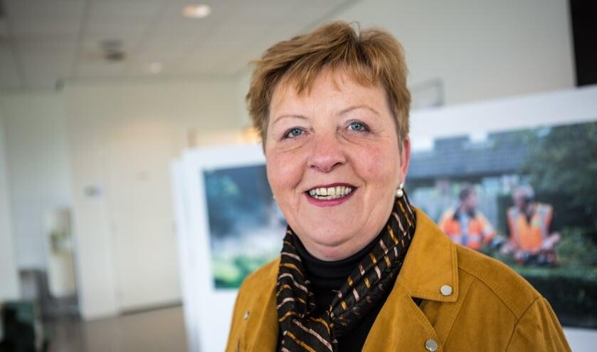 Annie Visschers-Markerink. Foto: PR