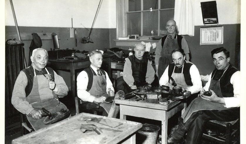 Foto's uit de collectie van Museum Het Groot Graffel.