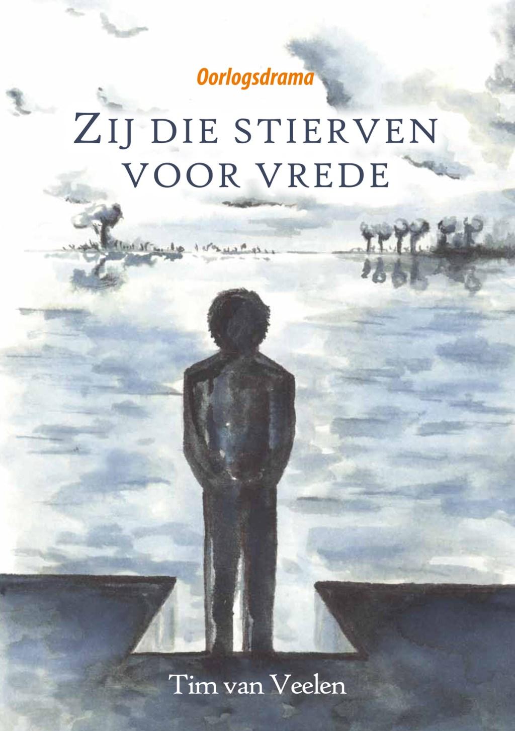 Omslag boek 'Zij die stierven voor vrede'. Foto:PR  © Achterhoek Nieuws b.v.