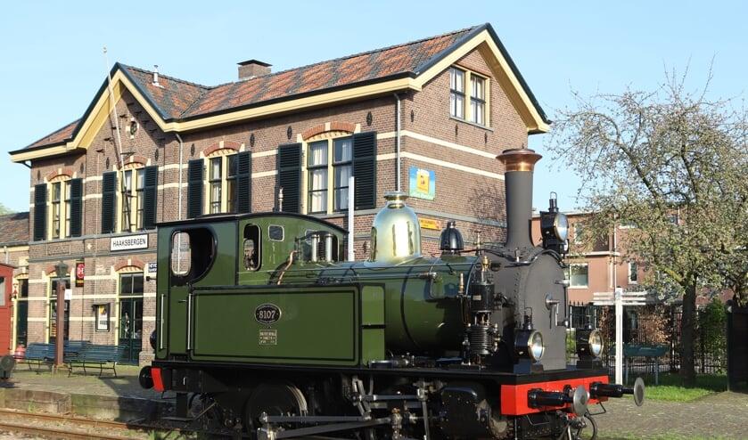 <p>De Kikker, een locomotief van Museum Buurtspoorweg. Foto: PR</p>