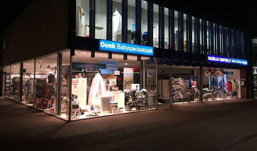 Het pand van Oonk Speciaalzaak, zoals dat sinds 1970 te vinden is aan de Misterstraat 47. Foto: PR