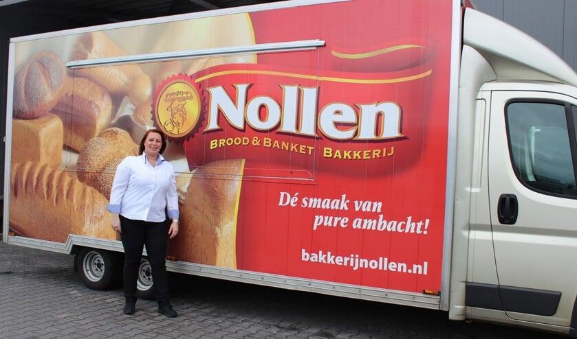 Bakkerij Nollen is de nieuwe standhouder op de markt in Neede. Foto: PR