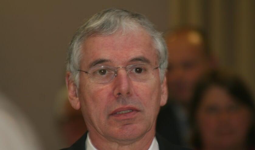 <p>Wethouder Karel Bonsen (VVD)</p>