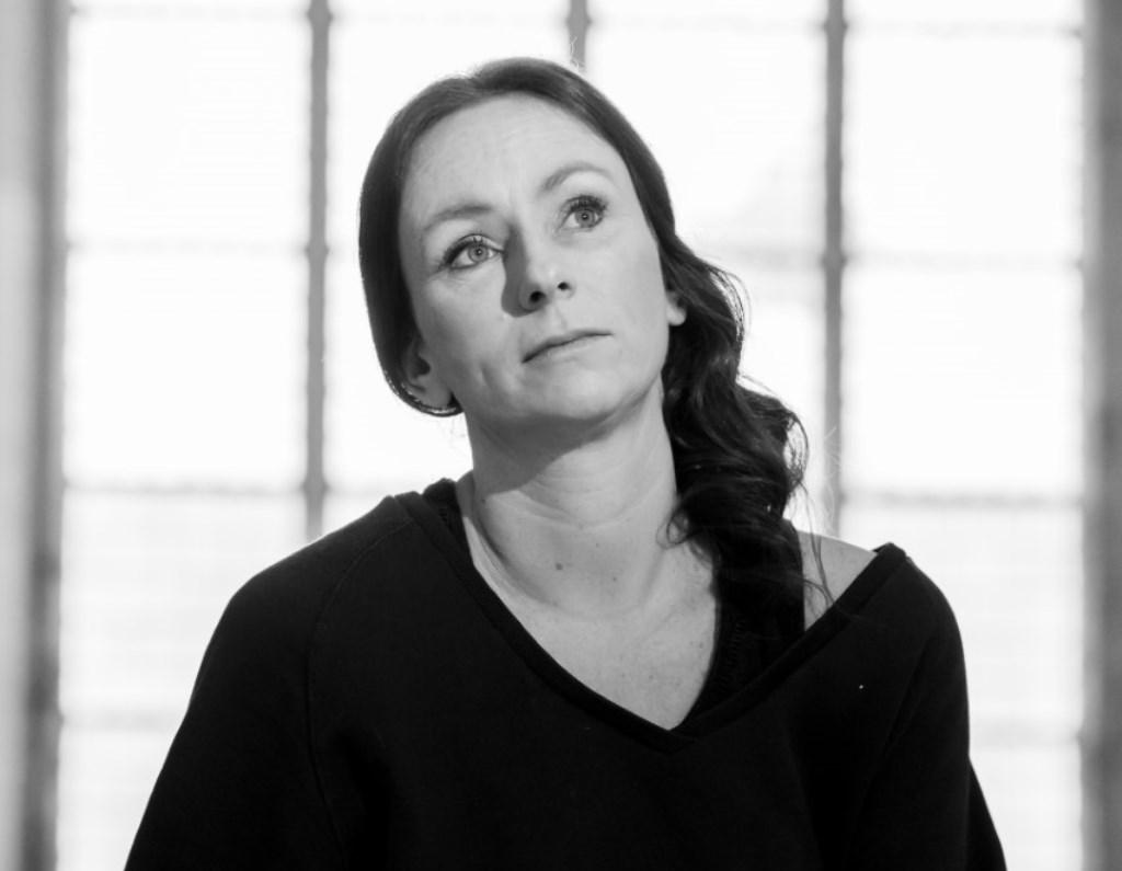 Eva Schuurman, dichter des Achterhoeks. Foto: Karin Keesmaat, Kijk-Kunst Fotografie  © Achterhoek Nieuws b.v.