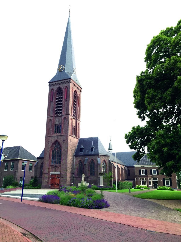 De Beltrumse kerk is in de zomermaanden te bezichtigen. Foto: PR