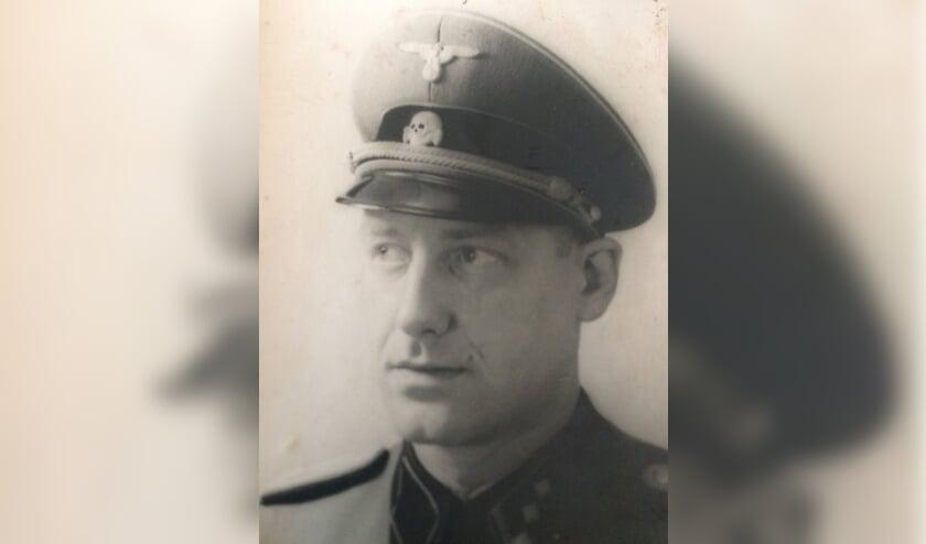 Gemmeker, commandant van Westerbork. Foto: Ad van Liempt