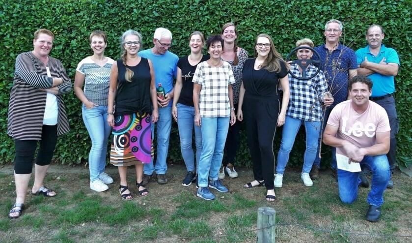 Toneelgroep Bekveld zorgt weer voor een avondje lachen. Foto: Leo van Dam