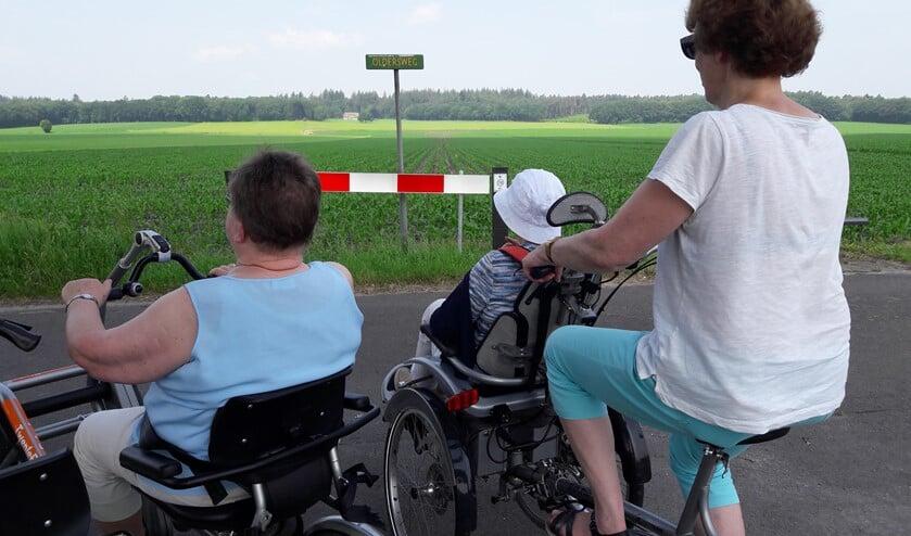 Dankzij de IKA kunnen ook mensen die zorg nodig hebben, eens dat heerlijke vakantiegevoel ervaren. Foto: PR