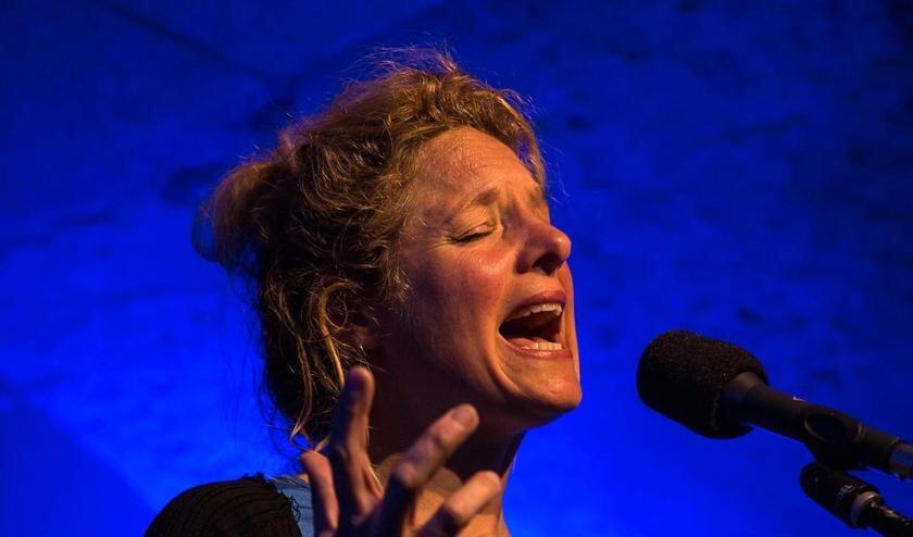 Een van de vorige deelneemsters aan Zutphen Bloeit Open. Foto: Paul Ploegman