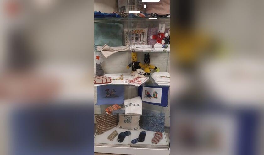 Voorbeelden van de producten die te koop zijn. Foto: PR